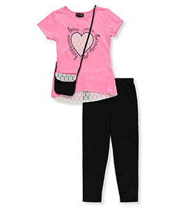 Dream Star Girls' 2-Piece Outfit with Purse - CookiesKids.com