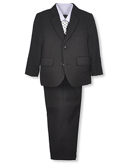 "Kids World ""Gillby"" 5-Piece Suit (Sizes 0M – 24M) - CookiesKids.com"