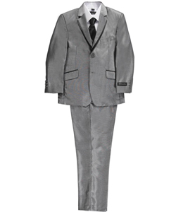 "Kids World Big Boys' ""Hilo"" 5-Piece Suit (Sizes 8 – 20) - CookiesKids.com"