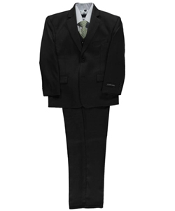 "Kids World Big Boys' Husky ""Balton"" 5-Piece Suit (Sizes 8H – 20H) - CookiesKids.com"