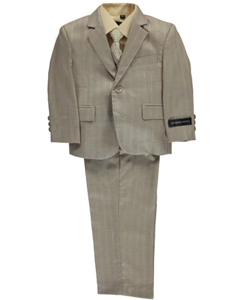 "Kids World Baby Boys' ""Canvey"" 5-Piece Suit - CookiesKids.com"