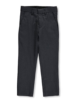 Vittorino Little Boys' Flat Front Dress Pants (Sizes 4 – 7) - CookiesKids.com