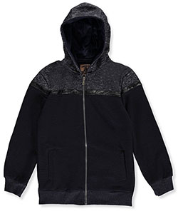 American Heritage Big Boys' Fleece Hoodie (Sizes 8 – 20) - CookiesKids.com