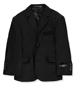 Kids World Little Boys' Sportcoat (Sizes 4 – 7) - CookiesKids.com