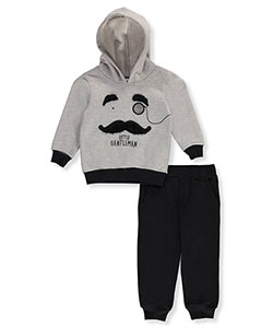 Kids Headquarters Baby Boys' 2-Piece Fleece Sweatsuit - CookiesKids.com