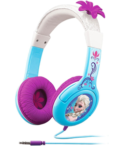 KIDdesigns Disney Frozen Cool Tunes Headphones - CookiesKids.com