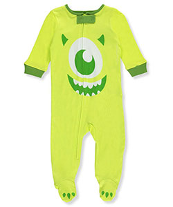 Monsters, Inc. Baby Boys' Footed Coverall - CookiesKids.com