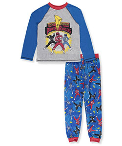 Power Rangers Big Boys' 2-Piece Pajamas (Sizes 8 – 20) - CookiesKids.com