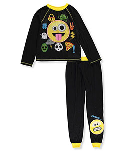 Emojination Big Boys' 2-Piece Pajamas (Sizes 8 – 20) - CookiesKids.com