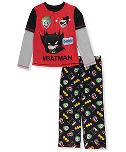 DC Comics Big Boys' 2-Piece Pajamas (Sizes 8 – 20) - CookiesKids.com