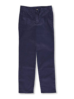 Lee Uniforms Big Girls' Original Skinny Pants (Sizes 7 - 20) - CookiesKids.com