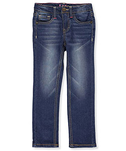 "Lee Little Girls' ""Enchanted Stitch"" Skinny Jeans (Sizes 4 – 6X) - CookiesKids.com"