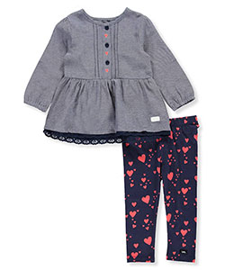 Lee Baby Girls' 2-Piece Outfit - CookiesKids.com