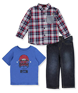 Lee Baby Boys' 3-Piece Outfit - CookiesKids.com