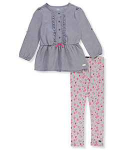 Lee Big Girls' 2-Piece Outfit (Sizes 7 – 16) - CookiesKids.com