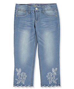 Lee Girls' Capri Jeans - CookiesKids.com