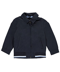 "London Fog Little Boys' ""Grand Prix"" Jacket (Sizes 4 - 7) - CookiesKids.com"