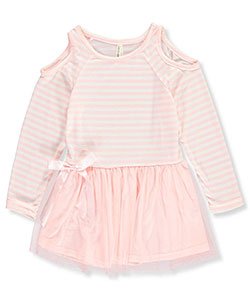 Love At First Sight Little Girls' Toddler Dress (Sizes 2T – 4T) - CookiesKids.com