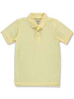 Classic School Uniform Pique Polo (Adult Sizes S – XXL) - CookiesKids.com