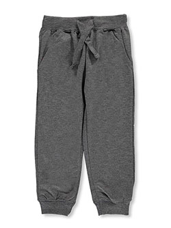 "Range Little Boys' ""Classic French Terry"" Joggers (Sizes 4 –7) - CookiesKids.com"