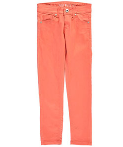"Pink Velvet Big Girls' ""Cool Classic"" Skinny Jeans (Sizes 7 – 16) - CookiesKids.com"
