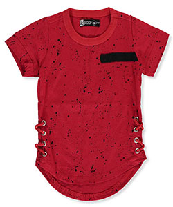 "LR Scoop Baby Boys' ""Laced Paint Splatter"" T-Shirt - CookiesKids.com"