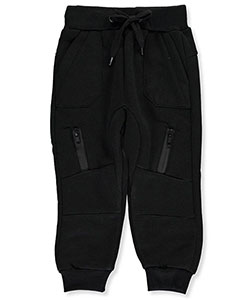 "LR Scoop Baby Boys' ""Stripe Stitch"" Joggers - CookiesKids.com"