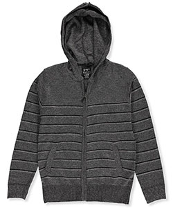 Faze 1 Big Boys' Hooded Cardigan (Sizes 8 – 20) - CookiesKids.com