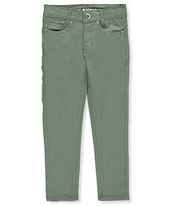 Pink Velvet Girls' Stretch Twill Jeans - CookiesKids.com