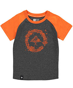 "LRG Big Boys' ""Pattern Logo"" T-Shirt (Sizes 8 – 20) - CookiesKids.com"