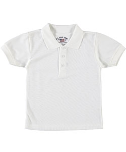 U.S. Polo Assn. Unisex S/S Pique Polo (Sizes 4 - 7) - CookiesKids.com