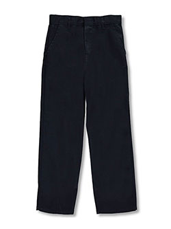 U.S. Polo Assn. Little Boys' Flat Front Pants (Sizes 4 - 7) - CookiesKids.com