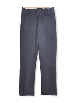 U.S. Polo Assn. Big Boys' Flat Front Pants (Sizes 8 - 20) - CookiesKids.com