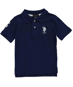 U.S. Polo Assn. Little Boys' Toddler