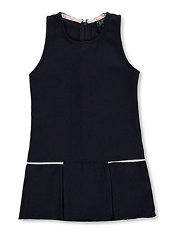 "U.S. Polo Assn. Little Girls' ""Pacha"" Jumper (Sizes 4 – 6X) - CookiesKids.com"