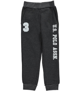 "U.S. Polo Assn. Little Boys' ""Track Day"" Joggers (Sizes 4 – 7) - CookiesKids.com"