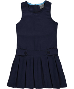 "Eddie Bauer Big Girls' ""Ashbury"" Dress (Sizes 7 – 16) - CookiesKids.com"