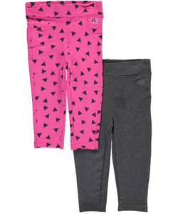 "Limited Too Baby Girls' ""Cut Diamond"" 2-Pack Jeggings - CookiesKids.com"