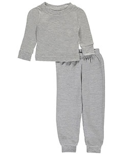 Snozu Little Boys' Toddler 2-Piece Thermal Long Underwear Set (Sizes 2T – 4T) - CookiesKids.com
