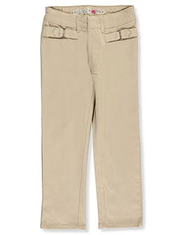"Limited Too Little Girls' ""Double Strap"" Skinny Pants (Sizes 4 – 6X) - CookiesKids.com"