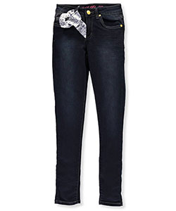 "U.S. Polo Assn. Big Girls' ""Evening Fade"" Jeggings (Sizes 7 – 16) - CookiesKids.com"