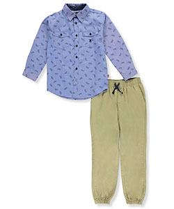 English Laundry Big Boys' 2-Piece Outfit (Sizes 8 – 20) - CookiesKids.com