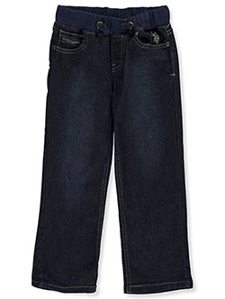 U.S. Polo Assn. Little Boys' Drawstring Jeans (Sizes 4 – 7) - CookiesKids.com