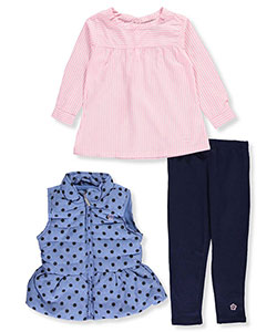 Limited Too Little Girls' Toddler 3-Piece Outfit (Sizes 2T – 4T) - CookiesKids.com