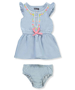Limited Too Baby Girls' Dress with Diaper Cover - CookiesKids.com