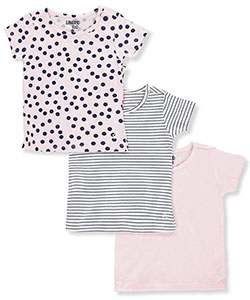 Limited Too Baby Girls' 3-Pack T-Shirts - CookiesKids.com