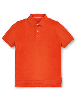 French Toast Unisex S/S Pique Polo (Sizes 8 – 20) - CookiesKids.com