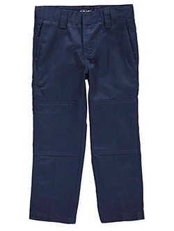 "French Toast Little Boys' ""Paneled Cell-Pocket"" Straight Fit Pants (Sizes 4 – 7) - CookiesKids.com"