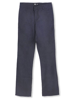 Lee Uniforms Big Girls' Junior Bootcut Khaki Pants - CookiesKids.com