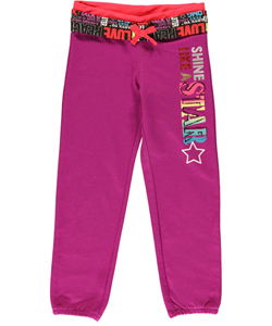 "French Toast ""Shine Like a Star"" Active Pants (Sizes 2T – 4T) - CookiesKids.com"